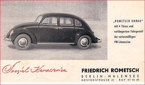rometsch 1953 vw_taxi